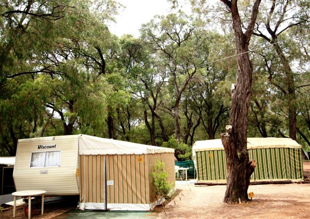 Standard Caravan Suites